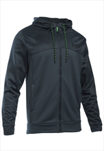 Under Armour Kapuzenjacke Storm AF Icon FZ grau/schwarz
