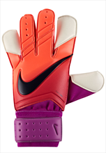 Nike Torwarthandschuhe Vapor Grip 3 orange/violett