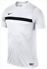 Nike Trainingsshirt SS Academy 16 Training Top weiß/schwarz