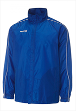 Errea Basic Rain Jacket light blue