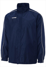 Errea Basic Rain Jacket blue