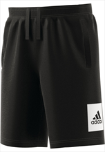 adidas Short Essentials French Terry Short schwarz/weiß