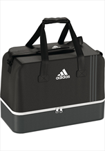 Adidas sporttas Tiro Teambag Bottom Compartment M zwart/wit
