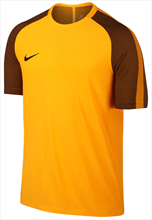 Nike Shirt Aeroswift Strike orange/schwarz