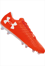 Under Armour Fußballschuh ClutchFit Force 3.0 FG orange/weiß