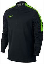 Nike Trainings Top Strike Shield Top schwarz/grün fluo