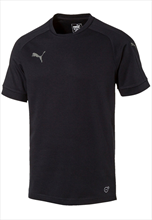Puma Shirt Ascension Casuals Tee schwarz/grau