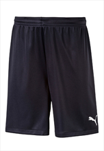 Puma short Velize donkerblauw/wit