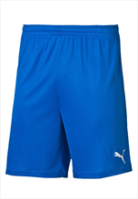 Puma short Velize blauw/wit