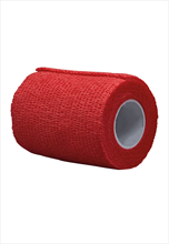 Uhlsport Tape Tube It 7,5 cm x 4 m rood