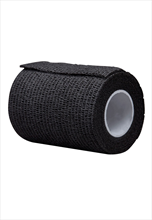 Uhlsport Tape Tube It 7,5 cm x 4 m zwart