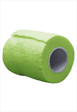 Uhlsport Tape Tube It 7,5 cm x 4 m fluoriserend groen