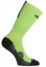 Uhlsport Socken Tube It grün fluo/schwarz
