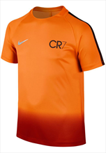 Nike Kinder Shirt Squad CR7 GX Top orange/rot