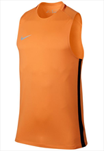 Nike Tank-Top Breathe CR7 Squad Top orange/schwarz