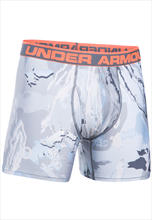 Under Armour Boxer Jock 2.0 Camo grau/orange