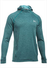 Under Armour Frotte Hoody Tech Terry PO türkis/silber