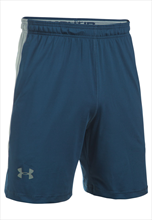 Under Armour Short 8in Raid dunkelblau/grau