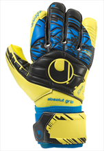 Uhlsport Torwarthandschuhe Speed Up Now Absolutgrip HN gelb/schwarz