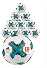 adidas Deutsche Bundesliga Trainingsballset (10 Bälle)