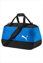 Puma sporttas pro training II football bag blauw/zwart