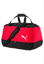 Puma sporttas pro training II football bag rood/zwart