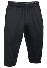 Under Armour 3/4 Trainingshose Challenger schwarz/grau