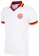 Copa Retro Shirt AS Roma Away 1980-81 weiß