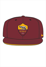 Nike AS Roma True Core Cap rot/orange