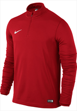 Nike Trainingspullover Academy 16 Midlayer LS Top rot/weiß