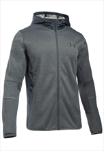 Under Armour Hoody Storm Swacket grau