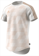 adidas Shirt Tango Team 18 Graphic Jersey weiß/gold