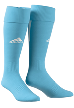 adidas Stutzen Santos 18 Sock hellblau/weiß