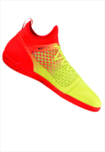Puma 365 Ignite Netfit CT IN indoor geel/rood