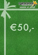 Geomix Soccer Store tegoedbon €50