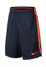 Nike FC Barcelona Trainingsshort Squad dunkelblau/orange