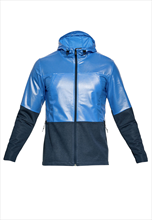 Under Armour Kapuzenjacke Storm Swacket blau/dunkelblau