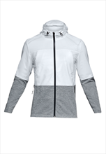 Under Armour Kapuzenjacke Storm Swacket weiß/grau
