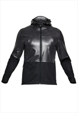 Under Armour jas met capuchon storm swacket zwart