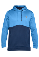 Under Armour Kapuzenpullover Icon Solid AF Fleece Hoody dunkelblau/blau