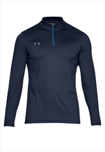 Under Armour Trainingspullover Challenger II Midlayer dunkelblau/blau