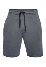 Under Armour Short Knit grau/schwarz