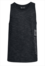 Under Armour Tank Top Sportstyle Graphic schwarz/grau
