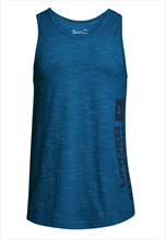 Under Armour Tank Top Sportstyle Graphic blau/dunkelblau