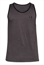 Under Armour Tank Top Tech grau/schwarz