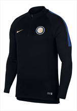 Nike Inter Mailand Trainingsoberteil Squad Drill Top schwarz/blau