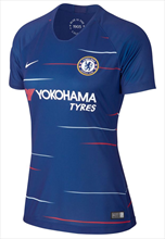 Nike Chelsea FC dames thuisshirt 2018/19 blauw/wit