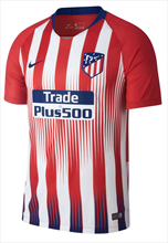 Nike Atlético Madrid heren-thuisshirt 2018/19 rood/wit