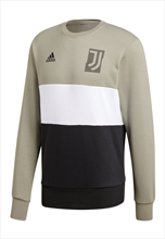 Adidas Juventus Turijn trainingstrui Graphic Sweat Top lichtbruin/zwart