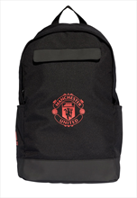 adidas Manchester United Rucksack Backpack schwarz/rot